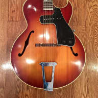 <p>1965 Gibson L-4C w/McCarty Pickguard</p>  for sale