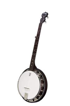 Deering Classic Goodtime Two Resonator 5-string banjo image