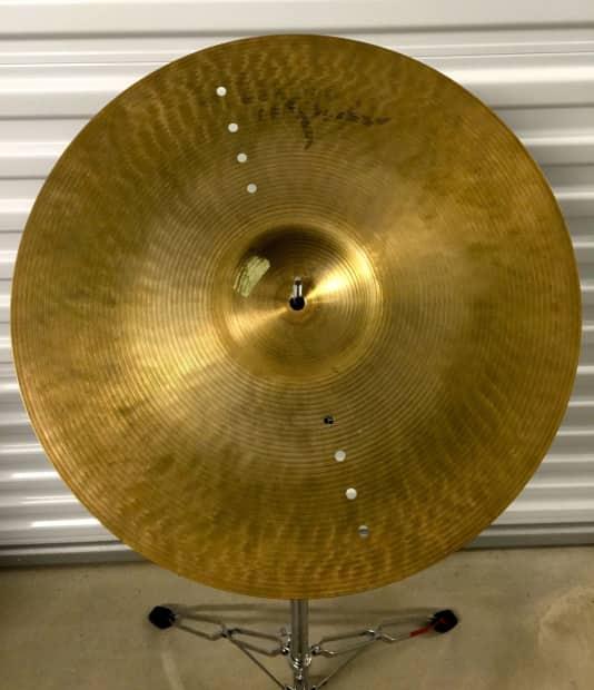 vintage zildjian 18 ride cymbal excellent condition reverb. Black Bedroom Furniture Sets. Home Design Ideas
