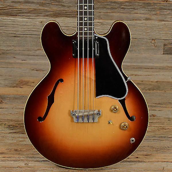 Gibson Bass Guitars : gibson eb 2 bass guitar reverb ~ Hamham.info Haus und Dekorationen