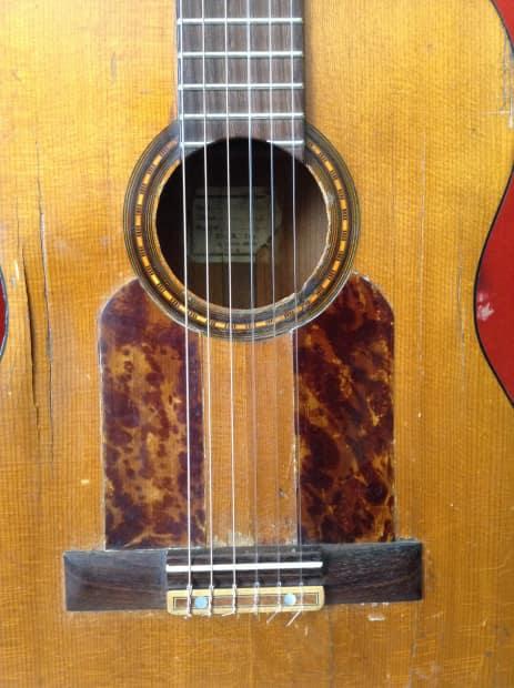 Progressive Auto Sales >> Vintage Gibson Flamenco guitar - 1960s   Reverb