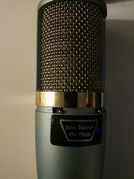 akg perception 420 condenser microphone john bonnell modded reverb. Black Bedroom Furniture Sets. Home Design Ideas