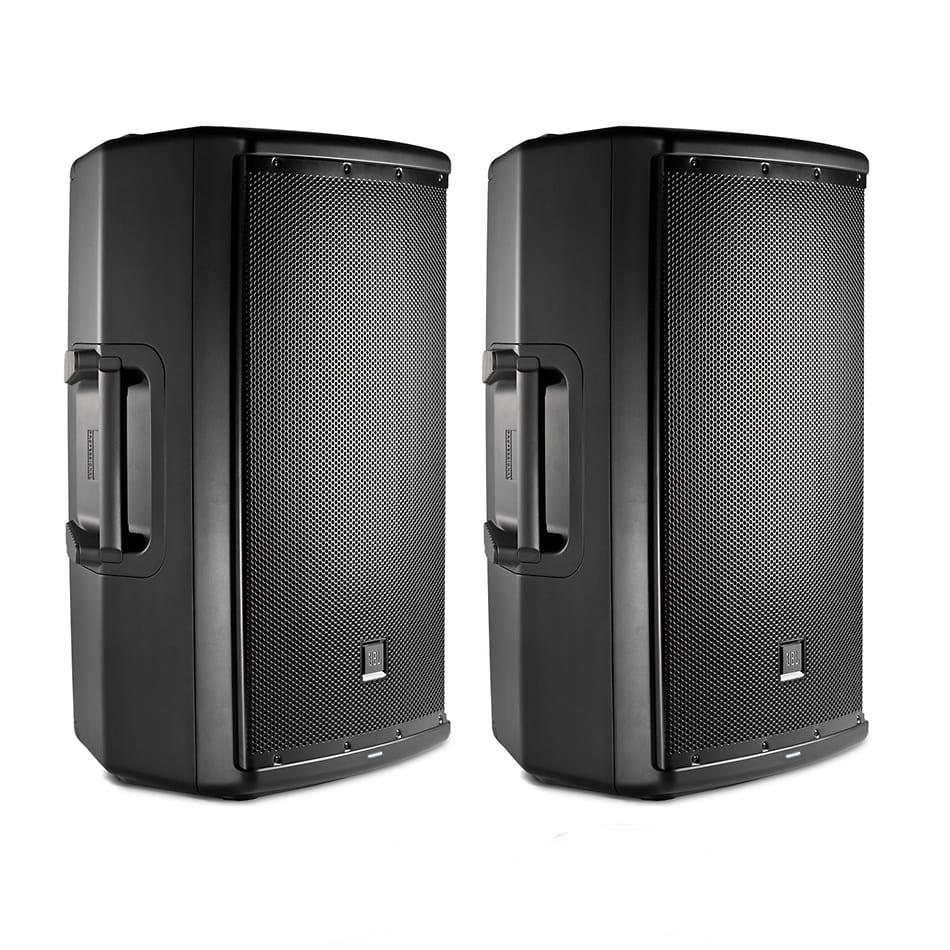 Jbl Eon615 1000 Watt Powered 15 Quot 2 Way Dj Pa Speakers Pair