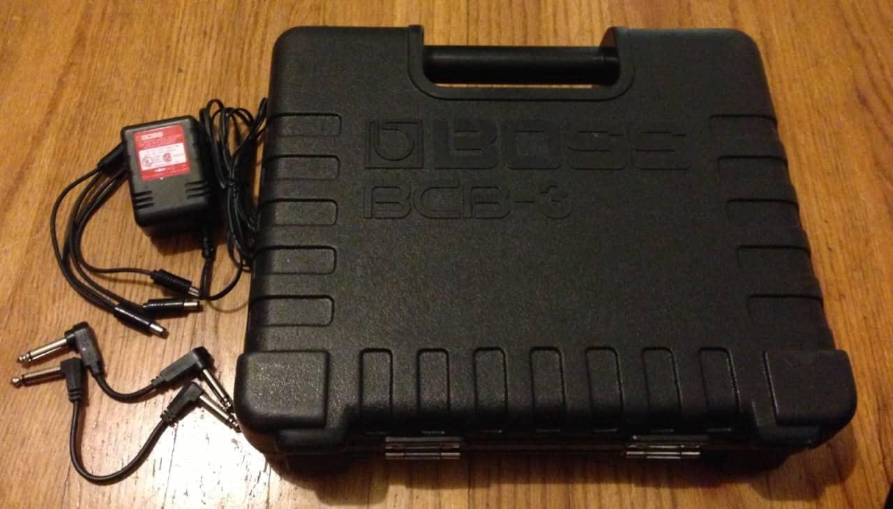 boss bcb 30 pedalboard psa adapter reverb. Black Bedroom Furniture Sets. Home Design Ideas