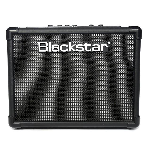 blackstar id core stereo 10 programmable guitar combo reverb. Black Bedroom Furniture Sets. Home Design Ideas