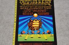 Jimi Hendrix Fillmore  Poster BG140 image
