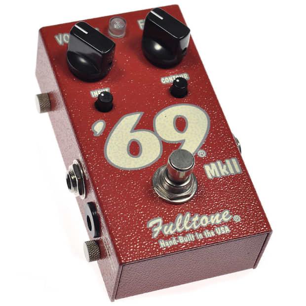 fulltone 69 mkii fuzz pedal reverb. Black Bedroom Furniture Sets. Home Design Ideas