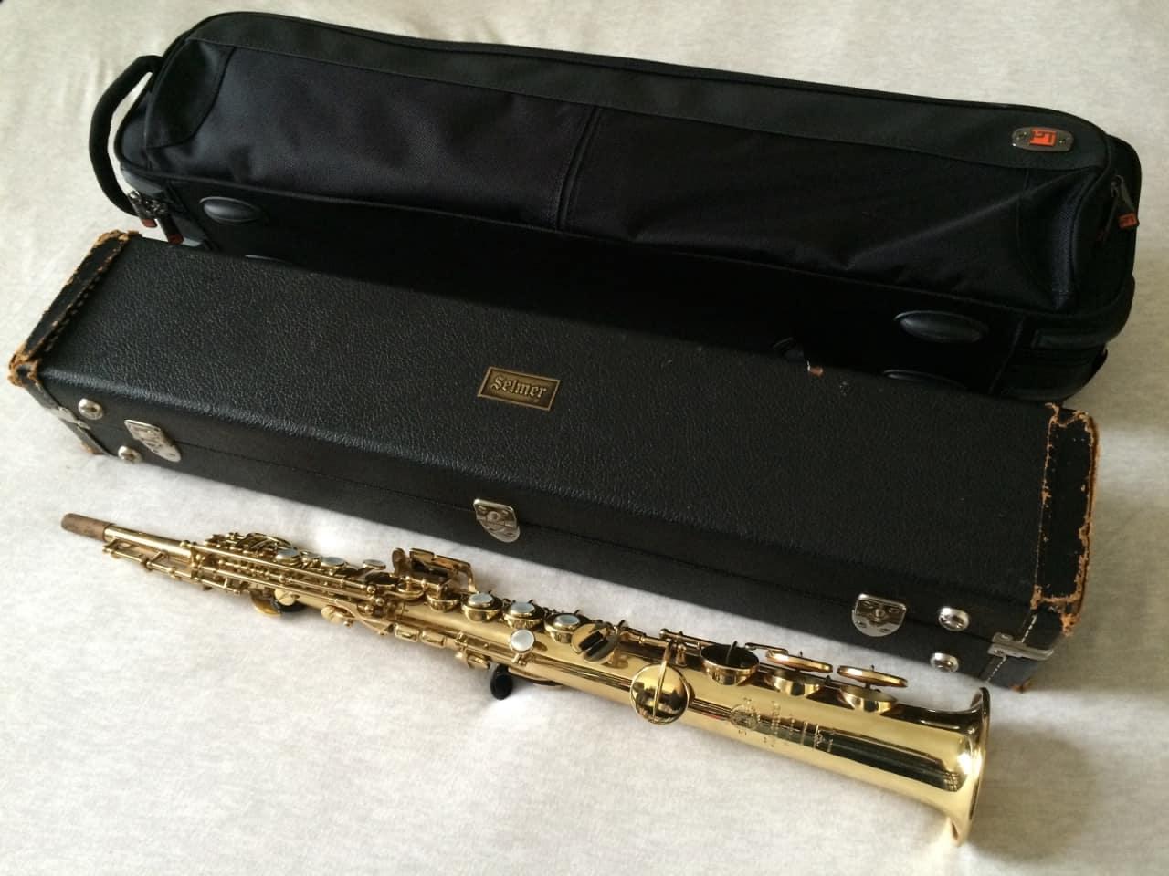 mark sax selmer vintage vi tenor