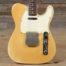 Fender Telecaster Olympic White 1966 (s908) image