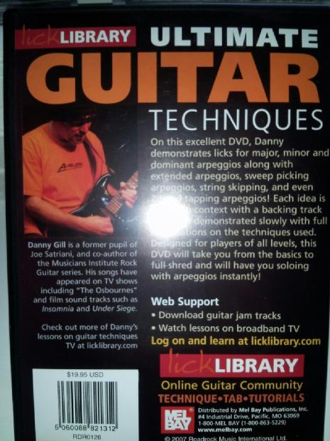 Lick library sweep picking-5441