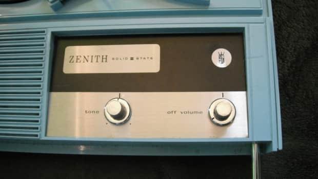 Stans Auto Sales >> 1967 Vintage Zenith B505B Portable Record Player   Reverb