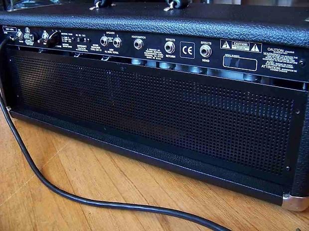 fender prosonic 60 watt all tube guitar amp head made in reverb. Black Bedroom Furniture Sets. Home Design Ideas