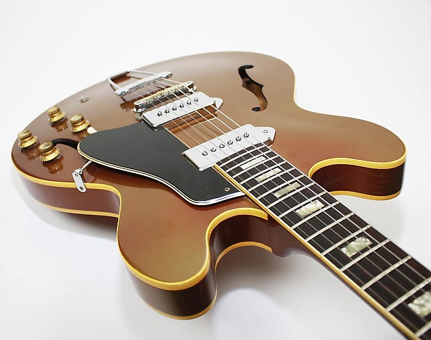 gibson es 330 tdc 1967 burgundy metallic faded w case very reverb. Black Bedroom Furniture Sets. Home Design Ideas