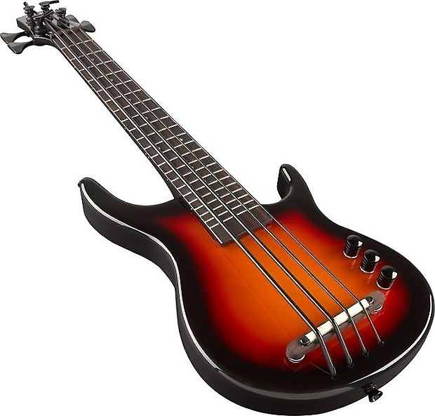 new kala u bass sub solid body ukulele bass guitar gloss reverb. Black Bedroom Furniture Sets. Home Design Ideas