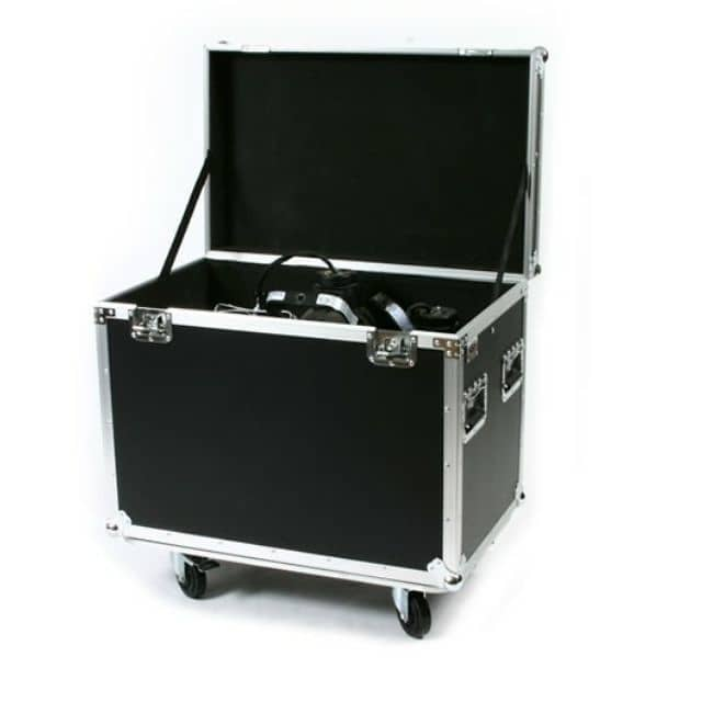 Osp Ata Utility Trunk Flight Road Case With Caster Wheels