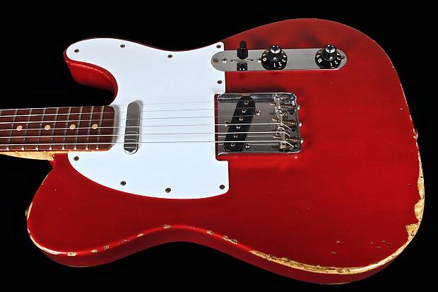 2000 Fender Telecaster Muddy Waters Tribute Custom Shop ...