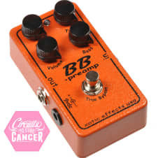 Xotic Effects BB Preamp 2015 Circuits To Cure Cancer image