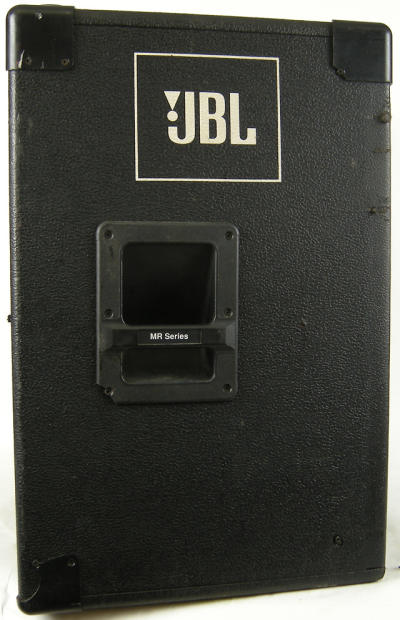 jbl mr series mr835 3 way full range 250 watt 8 ohm passive pa speaker reverb. Black Bedroom Furniture Sets. Home Design Ideas