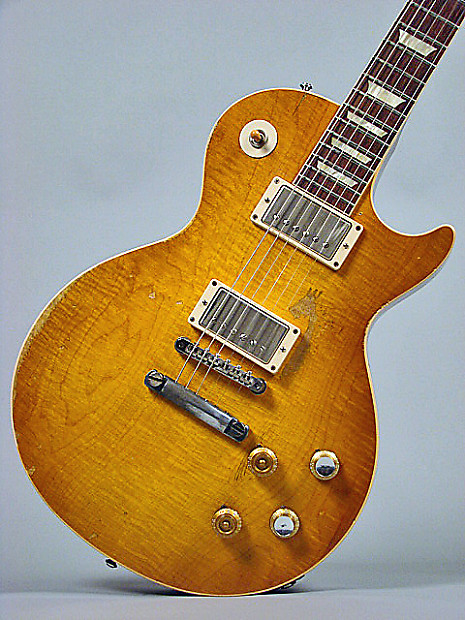 Gibson historic div collector 39 s choice 1 gary moore les reverb - Gibson gary moore ...