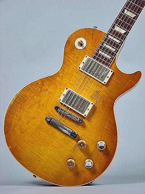Gibson historic div collector 39 s choice 1 gary moore les - Gibson gary moore ...