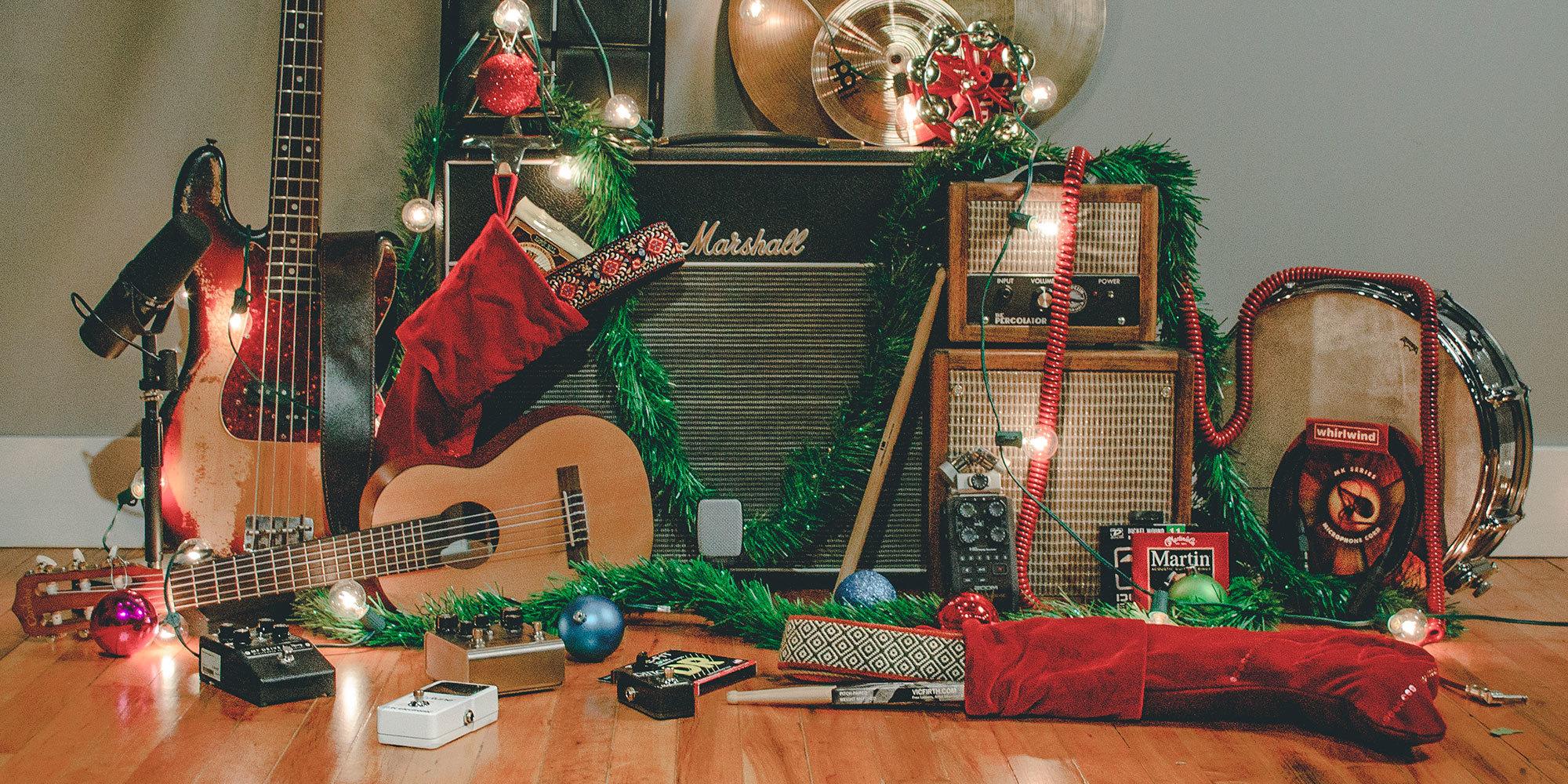 9 gifts under 100 for guitar players reverb. Black Bedroom Furniture Sets. Home Design Ideas