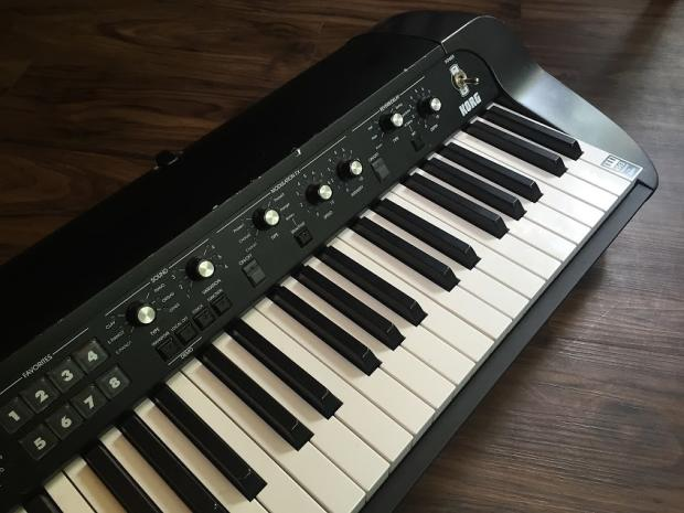 korg sv1 73 key vintage stage piano organ excellent used keyboard for sale reverb. Black Bedroom Furniture Sets. Home Design Ideas