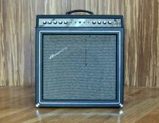 1967 Ampeg Gemini II G-15 Vintage Amplifier image