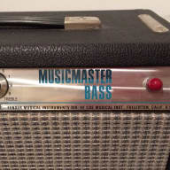 1974 Musicmaster Bass Amp **Vintage**