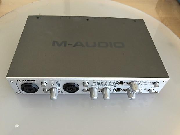 m audio firewire 410 audio interface reverb. Black Bedroom Furniture Sets. Home Design Ideas