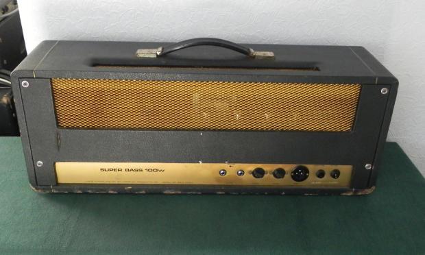 vintage elan hda amplifier specs