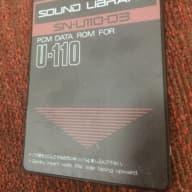 Roland Sn-u110-03 Ethnic Sound Card