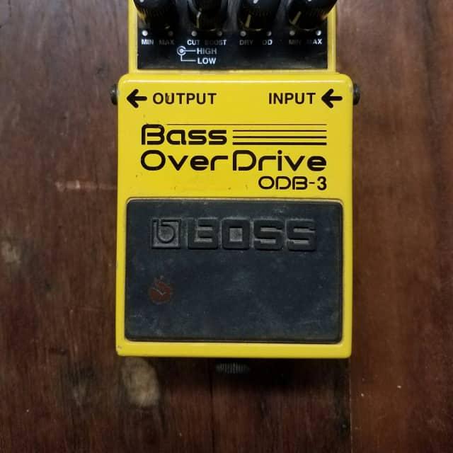 Boss ODB-3 Bass OverDrive image