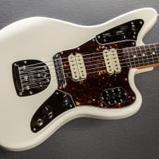 Fender Classic Player Jaguar Special HH 2015 Olympic White image