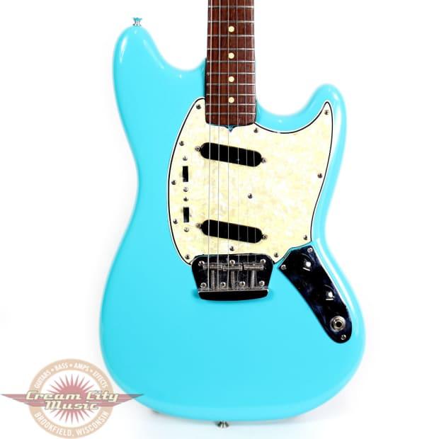 Fender Duo-Sonic Electric Guitar Reverb