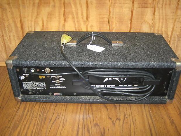 Vintage Peavey Bass Amp 44