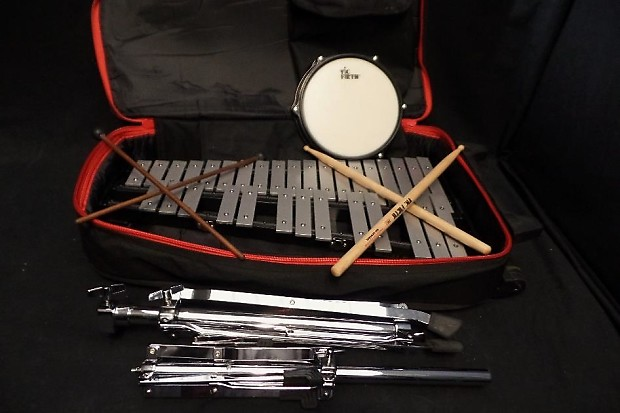 vic firth student bell kit with sticks stand practice reverb. Black Bedroom Furniture Sets. Home Design Ideas