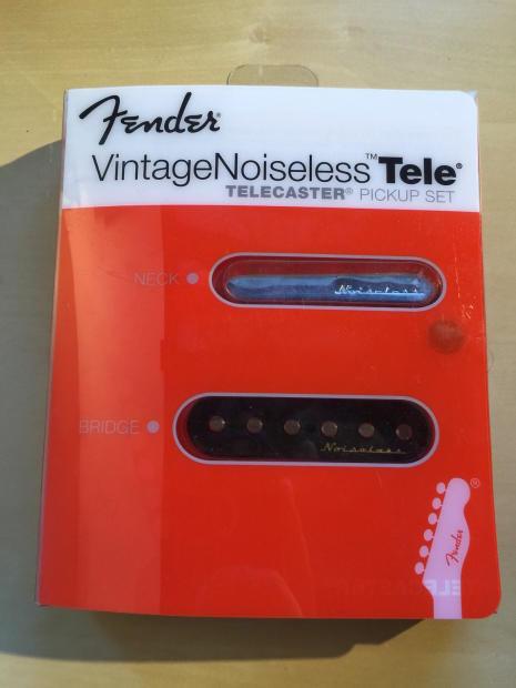 Fender Vintage Noiseless Pickups? - Seymour Duncan