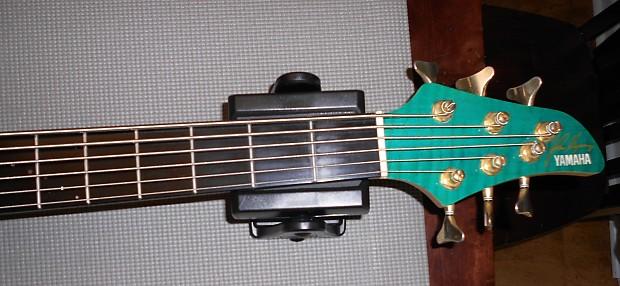 Yamaha rbx6jm john myung signature 6 string bass trans for Yamaha 6 string bass