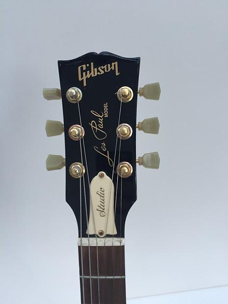 Gibson Les Paul Studio Premium Plus Aaa Flame Maple Top W