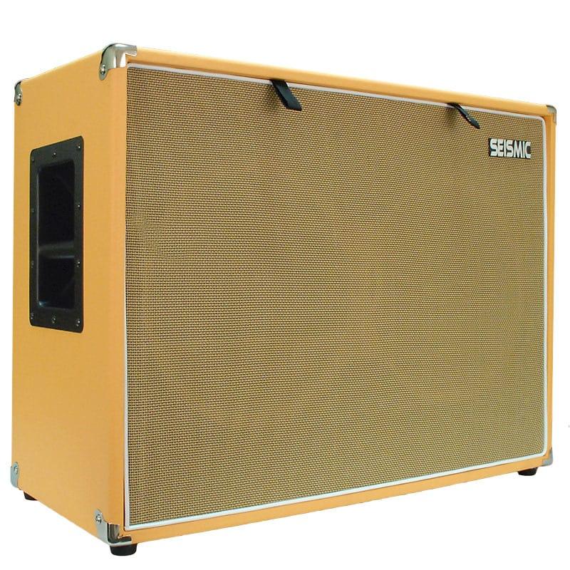 212 empty guitar speaker cabinet cab 2x12 orange tolex reverb. Black Bedroom Furniture Sets. Home Design Ideas