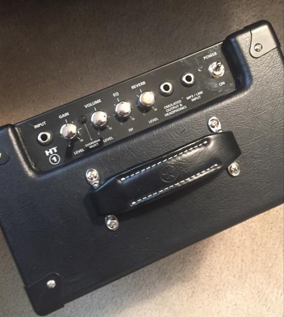 blackstar ht1r combo tube amp reverb. Black Bedroom Furniture Sets. Home Design Ideas