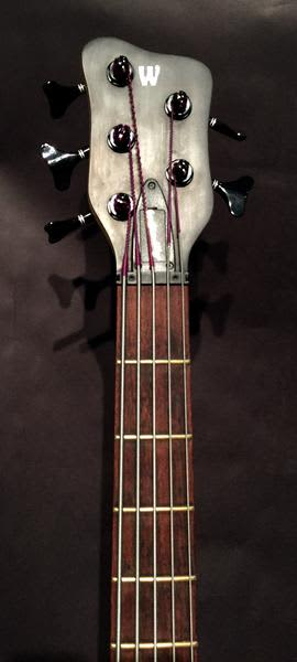 warwick infinity semi hollow 5 string bass used reverb. Black Bedroom Furniture Sets. Home Design Ideas