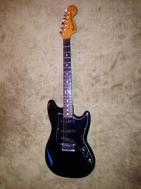 Great Bridge Auto Sales >> Vintage 1972 Fender Mustang electric guitar made in the ...