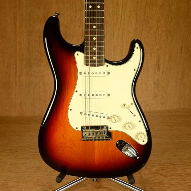 Fender American Standard Stratocaster 2012 3 Color ...
