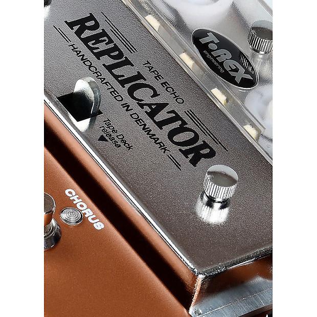 t rex replicator tape echo guitar effects pedal reverb. Black Bedroom Furniture Sets. Home Design Ideas
