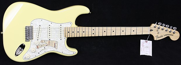 Fender Mim Deluxe Roadhouse Stratocaster Strat Electric