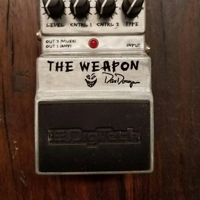 Digitech The Weapon -Dan Donegan image