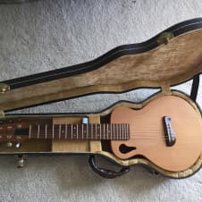 Tacoma Papoose P1 2002 Pre-Fender Travel Size Guitar with Hard Shell Case image