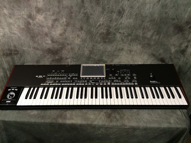 korg pa3xle 76 key arranger keyboard workstation korg pa3x. Black Bedroom Furniture Sets. Home Design Ideas