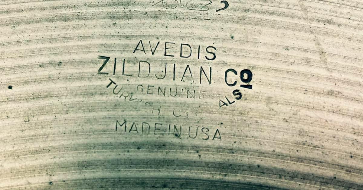 dating zildjian cymbals How to date a vintage zildjians using the maker's stamps - each zildjian cymbal bears manufacturer to show vintage zildjian cymbals that are dating vintage.